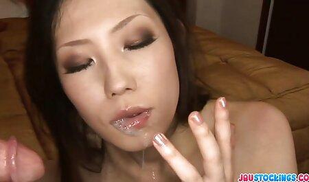Khoái lạc mạnh mẽ đối với người sec hoc xinh mẫu Châu Á, Ramu Nagatsuki